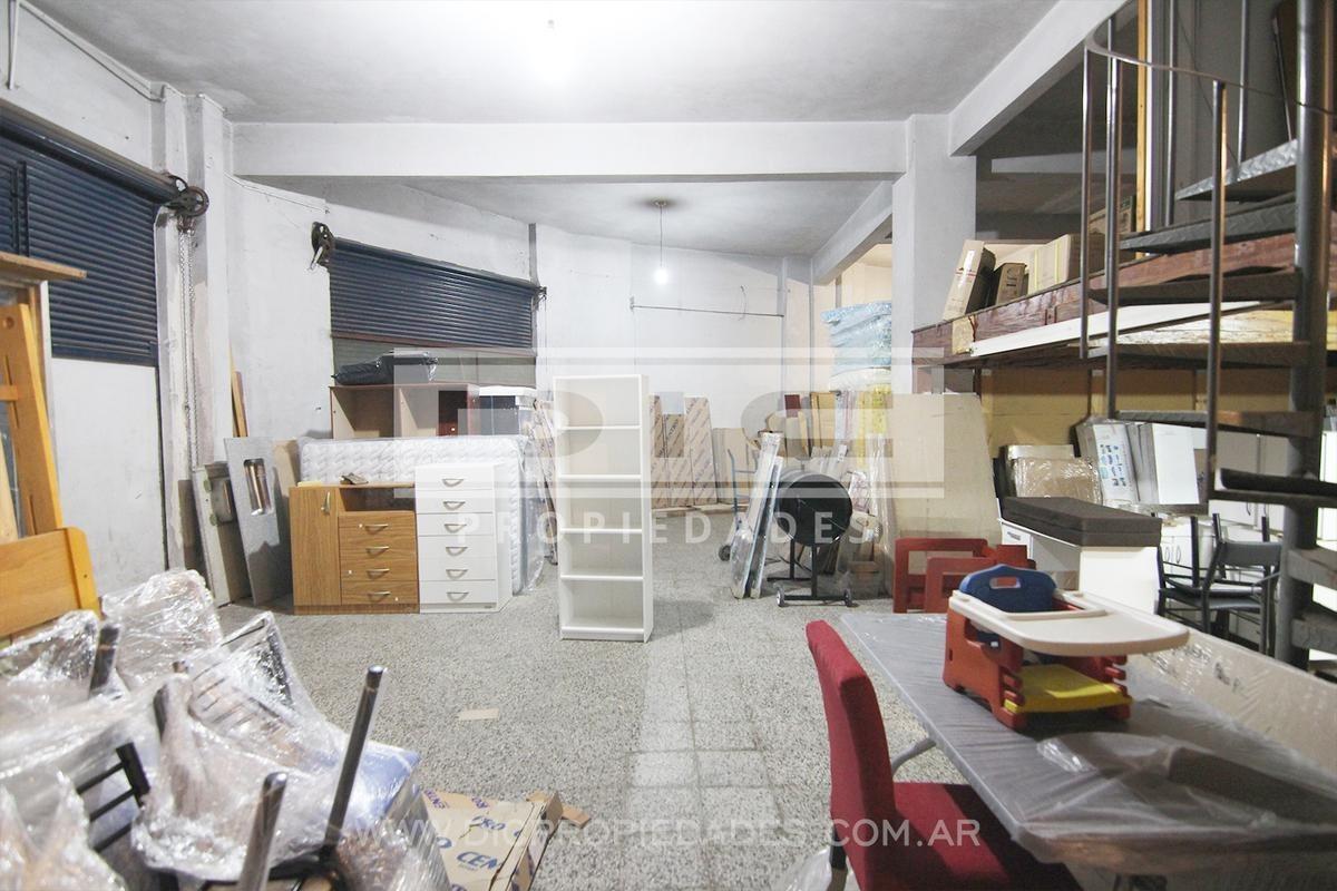 local/deposito en excelente ubicación en virreyes-s.fernando