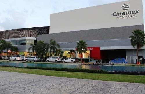 locale en renta, plaza la roca (l-09), cancún, q. roo