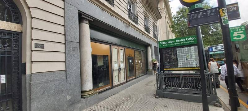 locales comerciales alquiler tribunales