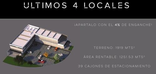 locales comerciales desde 69.27 m2 en cumbres de juriquilla