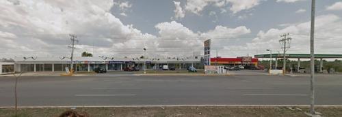 locales comerciales en la florida sobre la av. yucatán m60