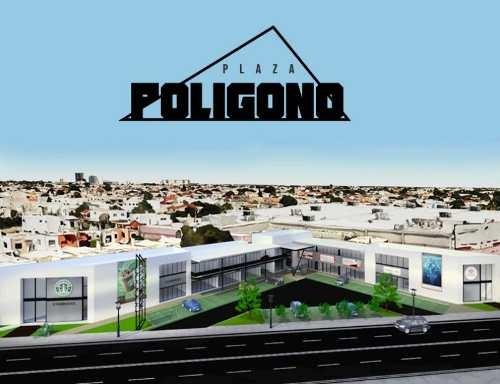 locales comerciales en renta en plaza polígono