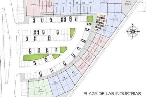 locales comerciales parque industrial bernardo quintana