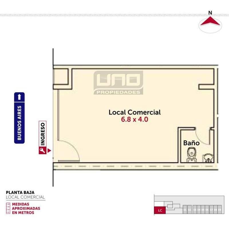 locales comerciales venta centro