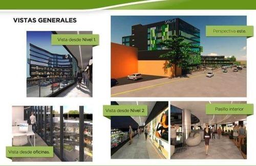 locales en renta en plaza saaghi zona valle en planta baja (ggp)