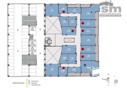 locales en renta plaza opera sonata sml-003b