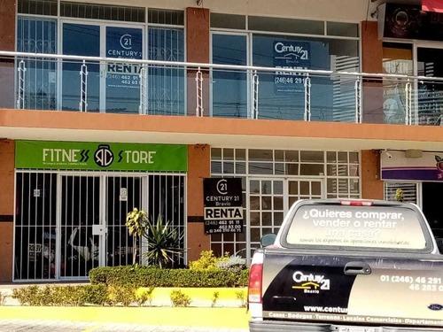 locales en renta zona alta afluencia, tlaxcala centro