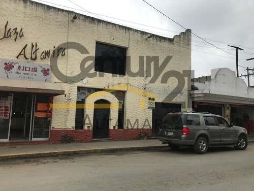 locales en renta, zona centro, altamira, tamaulipas.