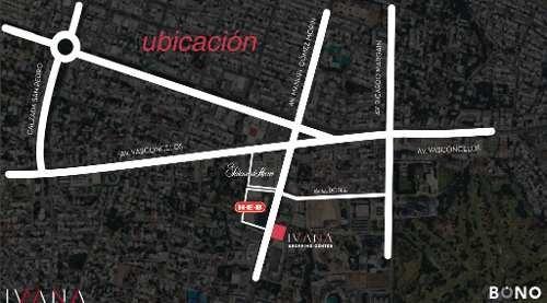 locales en venta desde $111,000/m2 ! plaza ivanna en av. gomez morin