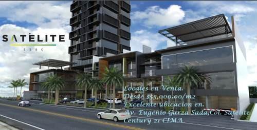 locales en venta desde $55,000/m2 en plaza satelite