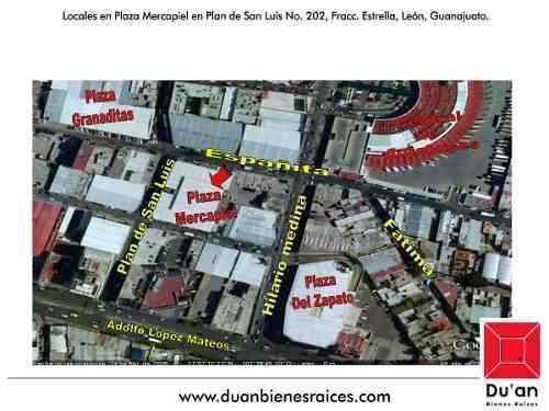 locales en venta en plaza mercapiel, central de autobuses