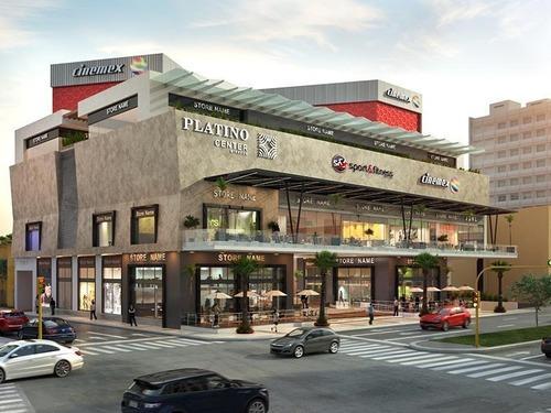 locales en venta en plaza platino center san manuel