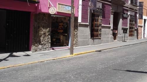 locales, oficinas y bodegas en centro histórico de puebla