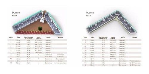 locales y oficinas av. 115 playa del carmen p1610