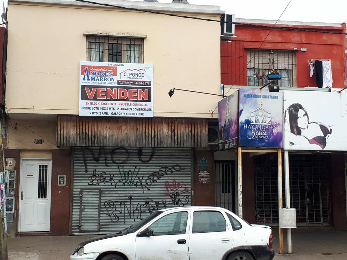 locales/departamentos en block barrio atalaya en is casanova