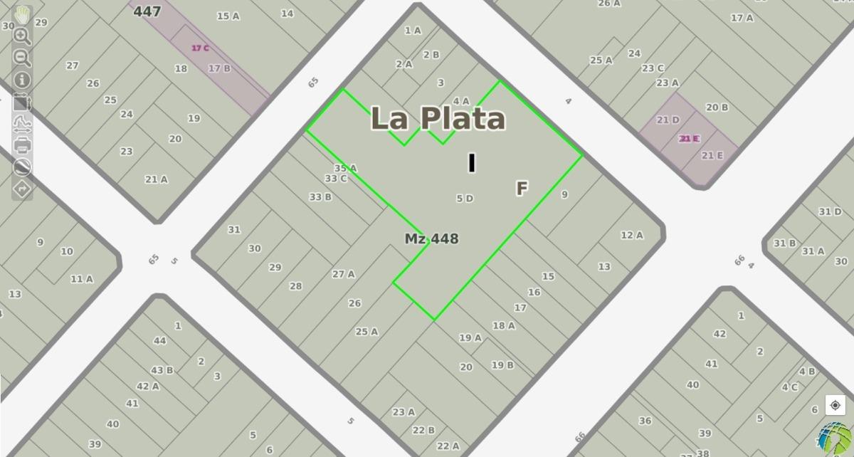 locales/oficinas en alquiler en la plata | 4 e/65y66