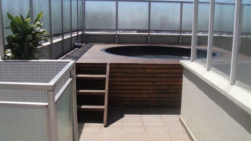 localização excelente. cobertura com piscina. - 345-im71556