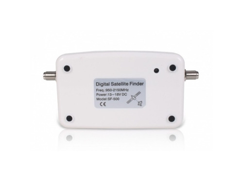 localizador de satelite finder digital sf 500 dvb-s2