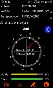 localizador de telefonos celulares via satellite