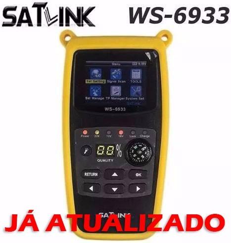 Resultado de imagem para satlink 6933