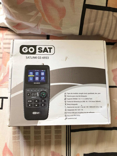 localizador de satélite satlink gs-6933
