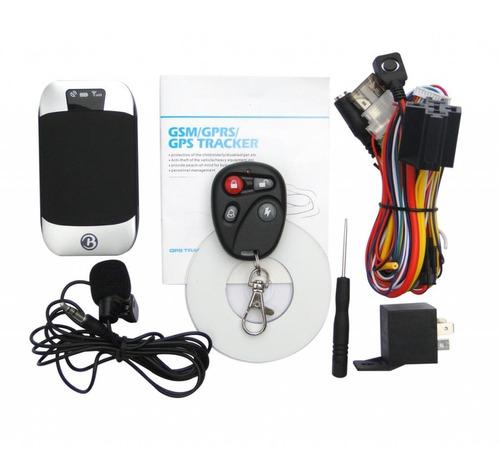 localizador gps satelital gps tracker checalo pc y telefono