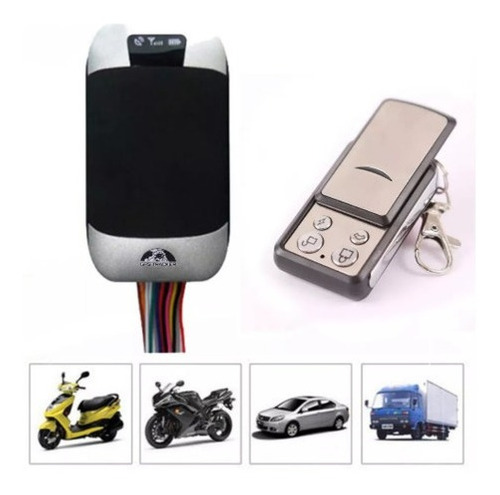 localizador gps tracker coban ¡homologado! moto/carro