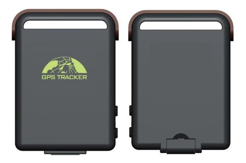 localizador gps tracker coban tk102b + accesorios originales