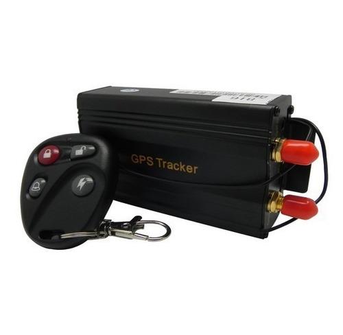 localizador gps tracker coban tk103b + control original