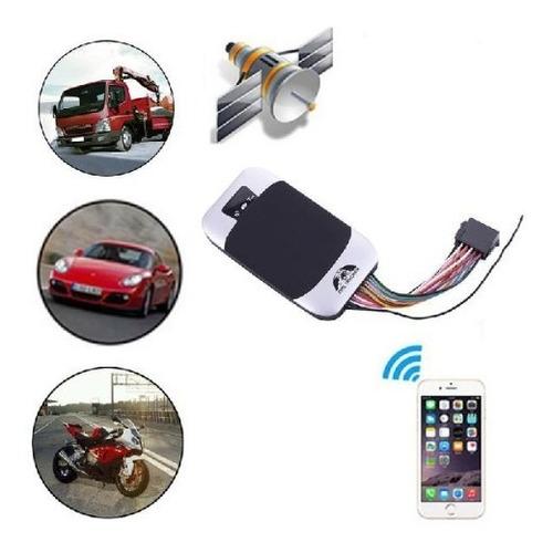 localizador gps tracker para vehiculo