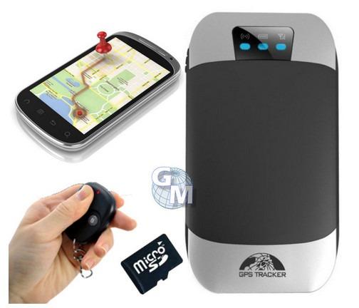 localizador gps tracker tk303 rastreador de moto o carro 1 en mercado libre. Black Bedroom Furniture Sets. Home Design Ideas