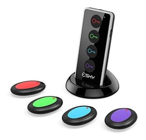 localizador inalambrico de llaves soporte de control remoto