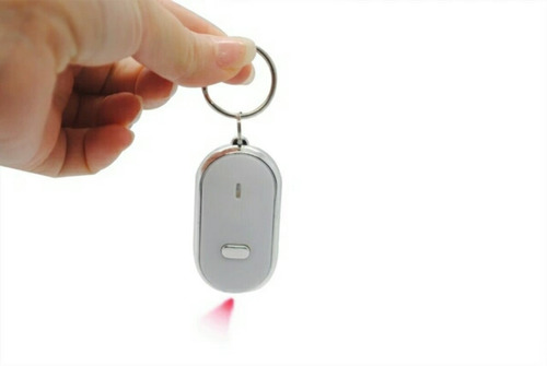 localizador key finder assovio chaveiro chave rastreador top