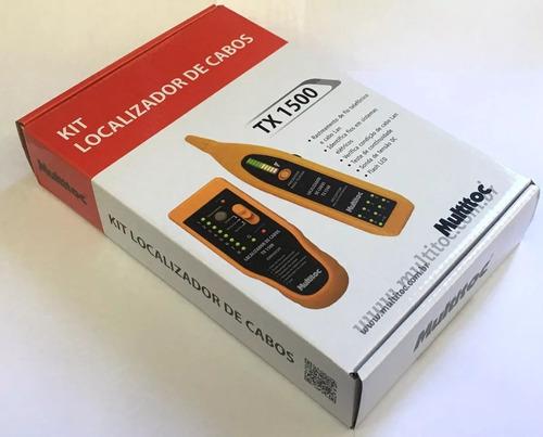 localizador multitoc identificador testador cabos tx1500