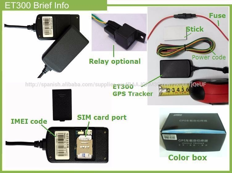 Rastreador Gps Alarme Bloqueador Carro moto Veicular Celular Tracker gsm - Accurate tracker