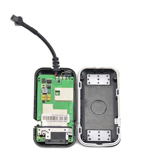 localizador rastreador satelital gps automóvil moto gt02a