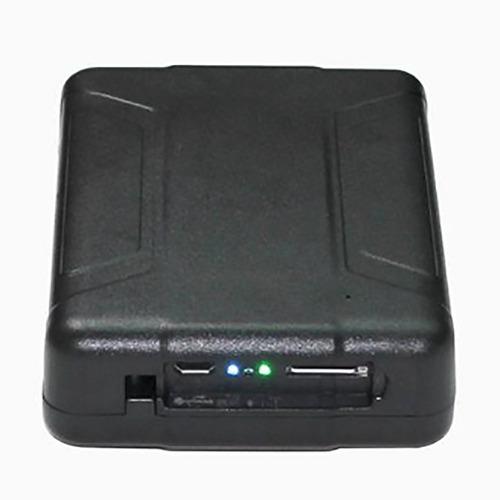 localizador satelital gps micrófono y batería de 10000 mah