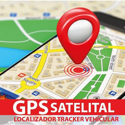 localizador satelital para auto moto plataforma envio gratis