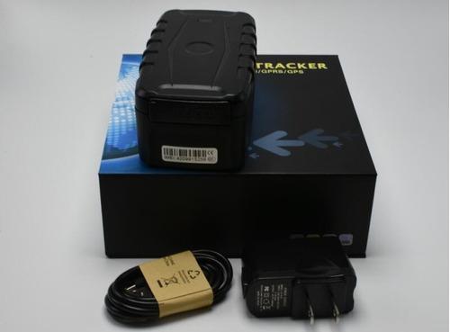 localizador satelital sin instalacion con bateria 20,000 mah