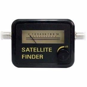 localizador satélite finder - satellite finder analógico