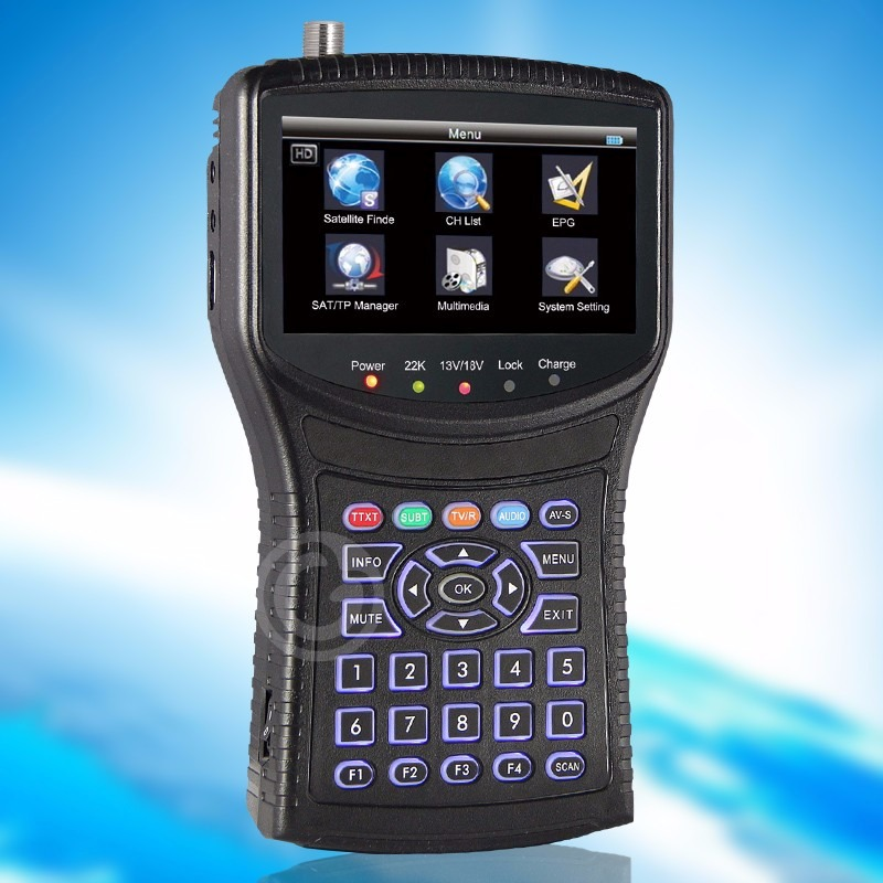 6960 Localizador De Satelite Digital Sat Link Ses6 Dsf - R ...