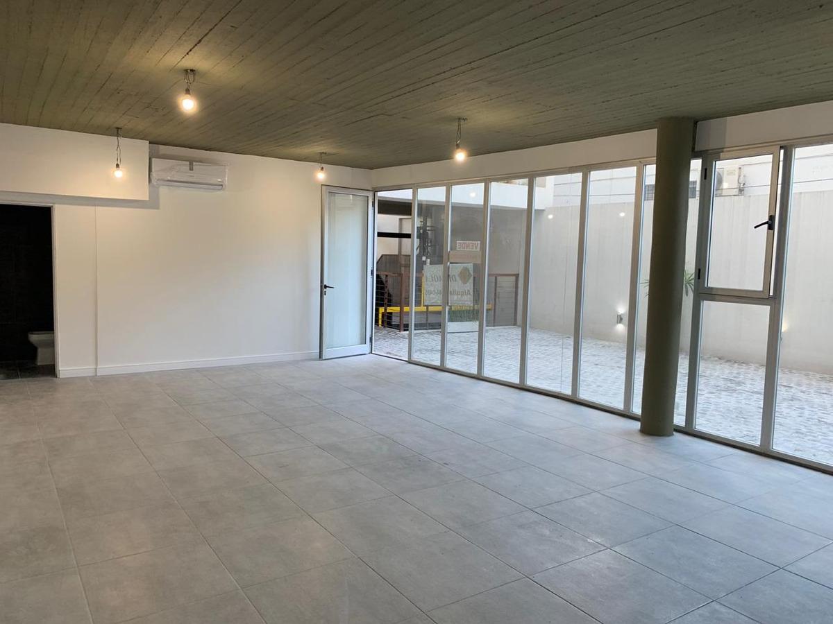local/oficina 54 m2 en edificio vitro - las lomitas