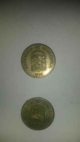 locha de 5 centimos república de venezuela año 1965