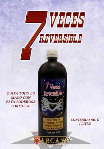 locion 7 veces reversible-retira hechiceria y brujeria