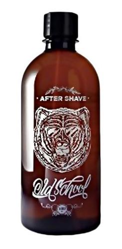 locion aftershave old school barberia grande 1000ml