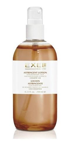 locion astringente 480ml exel