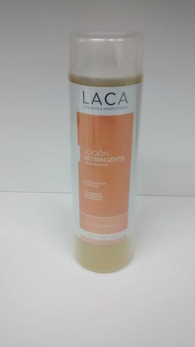 locion astringente nicotinamida 500ml laca