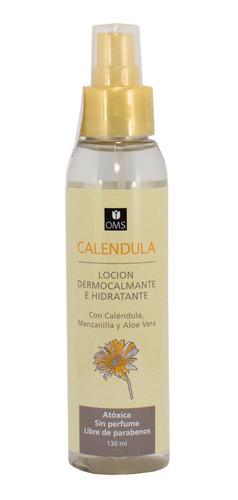locion  calendula  manzanilla  dermocalmante s/ paraben oms