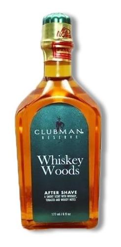 loción colonia afeitar clubman whisky brandy ginebra origina