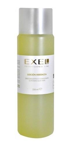 locion herbacea con aloe vera 250ml exel